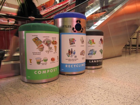Moscone recycling